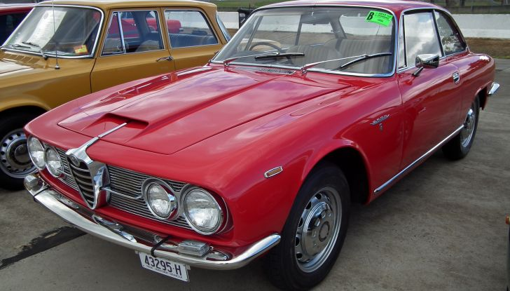Alfa Romeo 2600 Sprint coupe