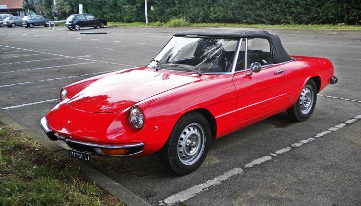 Le 10 Alfa Romeo che hanno fatto la storia dell'automobile - Foto 4 di 10