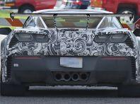 Chevrolet Corvette C7 ZR1 2018: le foto spia