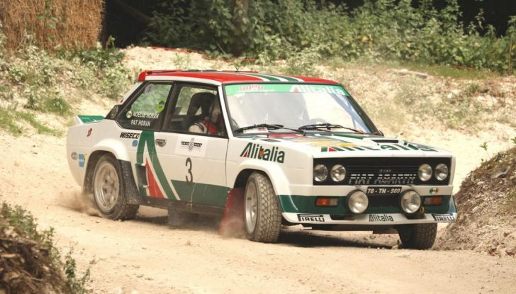 Le 10 auto da rally italiane più belle di sempre - Foto 6 di 11