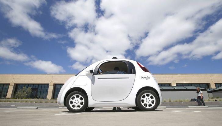 Google Car: uno dei fondatori del progetto si ritira - Foto 1 di 9