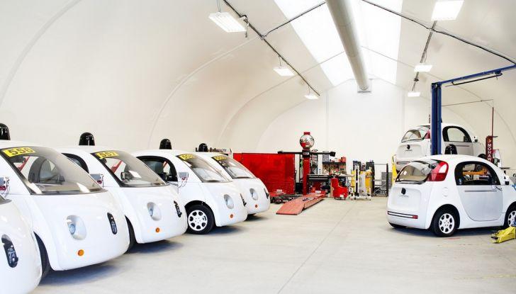 Google Car: uno dei fondatori del progetto si ritira - Foto 2 di 9
