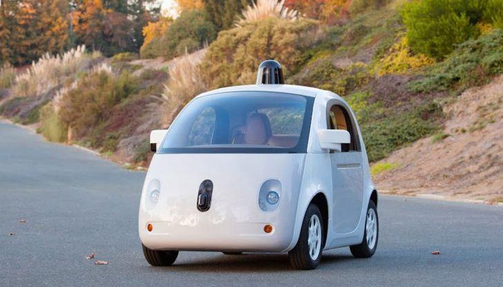 Google Car: uno dei fondatori del progetto si ritira - Foto 5 di 9