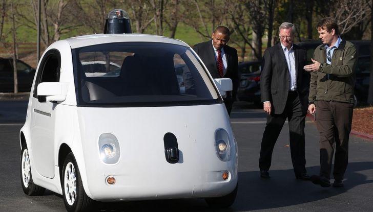 Google Car: uno dei fondatori del progetto si ritira - Foto 4 di 9