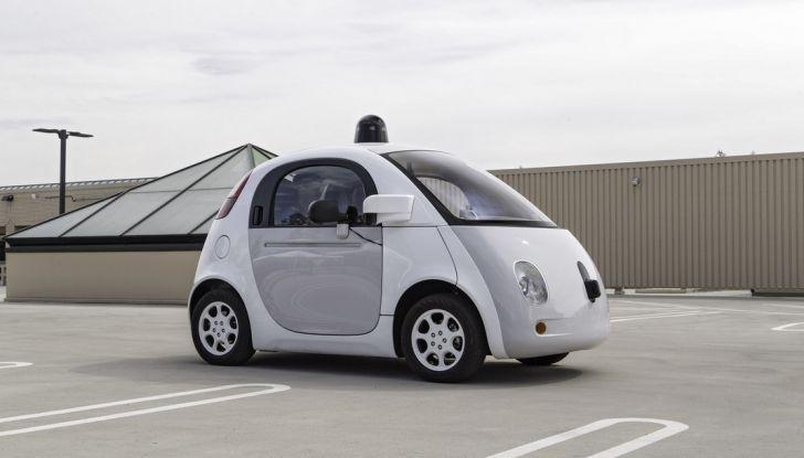 Google Car: uno dei fondatori del progetto si ritira - Foto 7 di 9