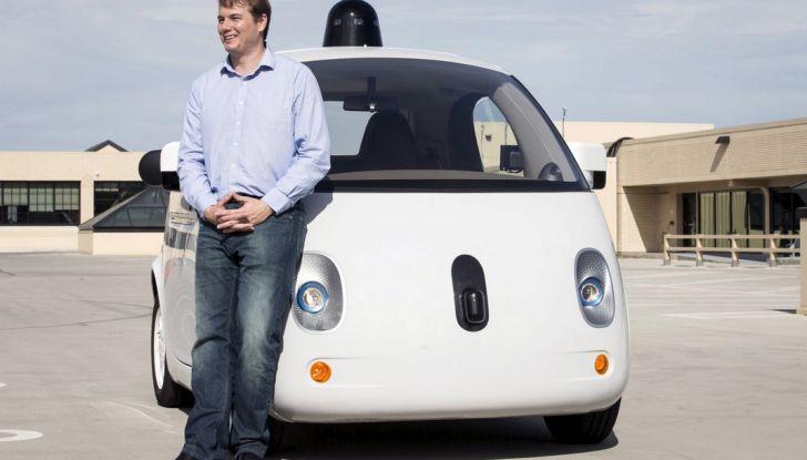 Google Car: uno dei fondatori del progetto si ritira - Foto 3 di 9