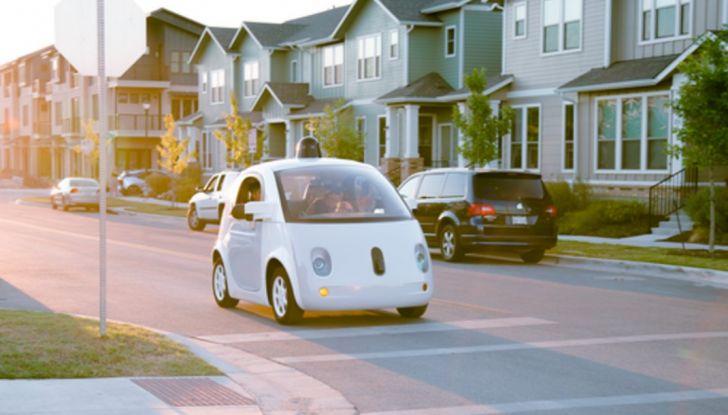 Google Car: uno dei fondatori del progetto si ritira - Foto 9 di 9