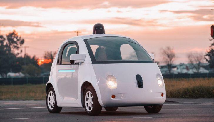 Google Car: uno dei fondatori del progetto si ritira - Foto 8 di 9