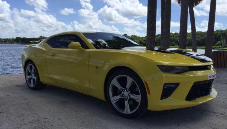 Prova su strada Chevrolet Camaro SS 2016: il V8 da 6,2 litri e 433CV - Foto 6 di 29