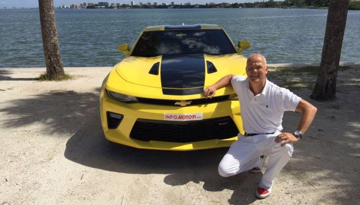 Prova su strada Chevrolet Camaro SS 2016: il V8 da 6,2 litri e 433CV - Foto 17 di 29