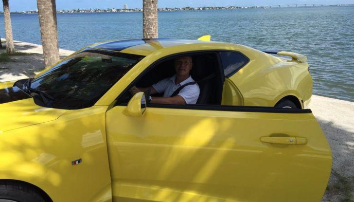 Prova su strada Chevrolet Camaro SS 2016: il V8 da 6,2 litri e 433CV - Foto 7 di 29