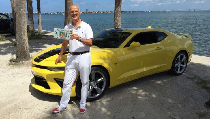 Prova su strada Chevrolet Camaro SS 2016: il V8 da 6,2 litri e 433CV - Foto 9 di 29