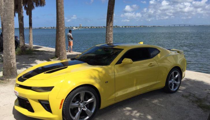 Prova su strada Chevrolet Camaro SS 2016: il V8 da 6,2 litri e 433CV - Foto 10 di 29