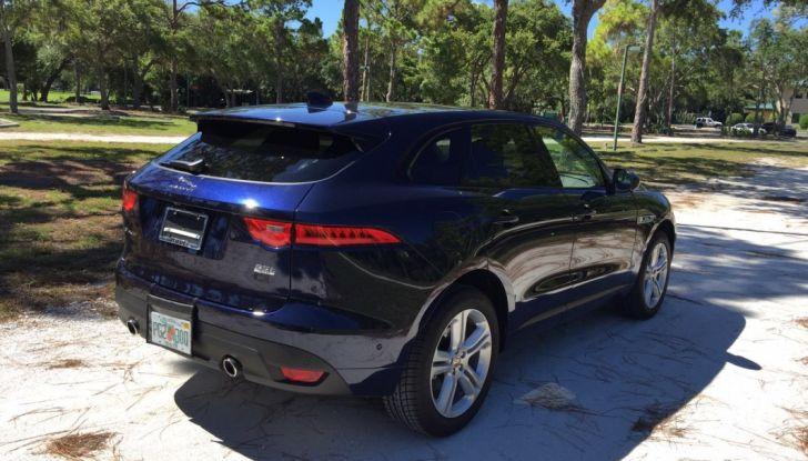 Il SUV Jaguar F-PACE AWD a 500 euro al mese? Magari …! - Foto 15 di 19