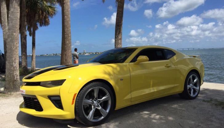 Prova su strada Chevrolet Camaro SS 2016: il V8 da 6,2 litri e 433CV - Foto 12 di 29