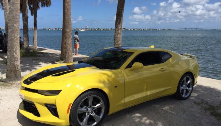 Prova su strada Chevrolet Camaro SS 2016: il V8 da 6,2 litri e 433CV - Foto 13 di 29