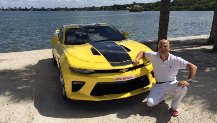 Prova su strada Chevrolet Camaro SS 2016: il V8 da 6,2 litri e 433CV - Foto 21 di 29