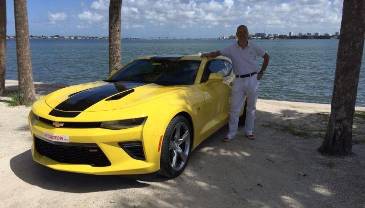 Prova su strada Chevrolet Camaro SS 2016: il V8 da 6,2 litri e 433CV - Foto 22 di 29