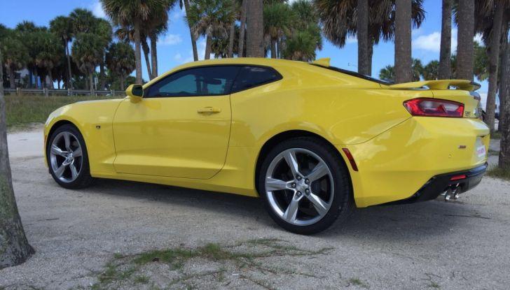 Prova su strada Chevrolet Camaro SS 2016: il V8 da 6,2 litri e 433CV - Foto 27 di 29