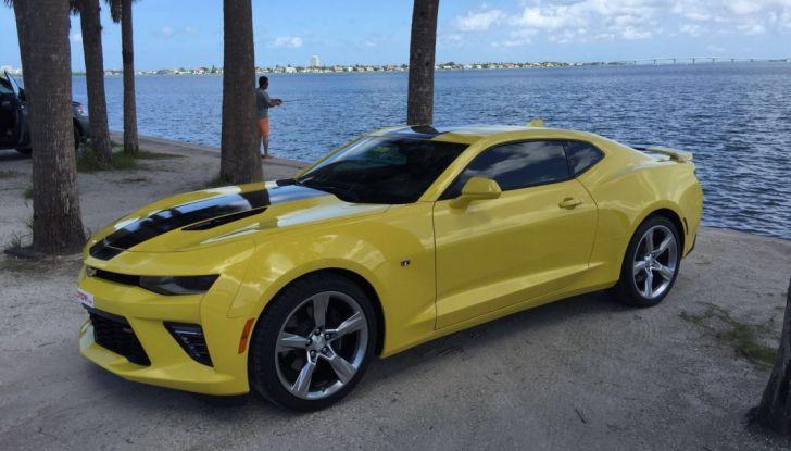 Prova su strada Chevrolet Camaro SS 2016: il V8 da 6,2 litri e 433CV - Foto 28 di 29