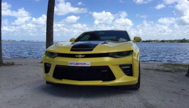 Prova su strada Chevrolet Camaro SS 2016: il V8 da 6,2 litri e 433CV - Foto 29 di 29