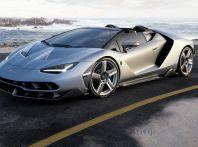 Lamborghini Centenario Roadster: una V12 da 770 CV