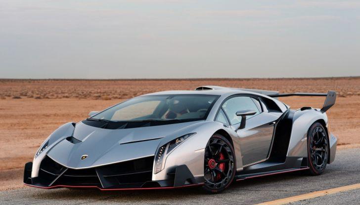 Classifica: le 7 Lamborghini che hanno fatto la storia - Foto 5 di 8