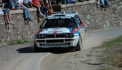 Le 10 auto da rally italiane più belle di sempre