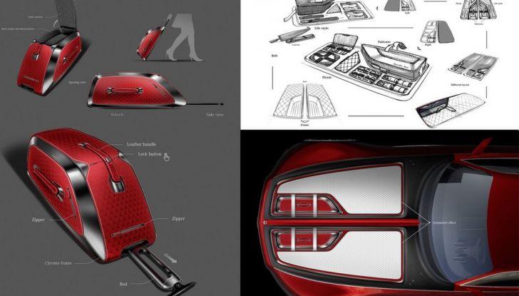 Vision Mercedes-Maybach 6: una concept elettrica da 750 CV - Foto 16 di 21