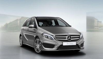 Mercedes-Benz Classe B Next, serie speciale dedicata alle donne