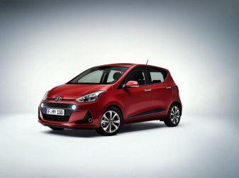 Nuova Hyundai i10: debutto ufficiale al prossimo Salone di Parigi