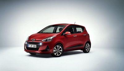 Nuova Hyundai i10: debutto ufficiale al Salone di Parigi