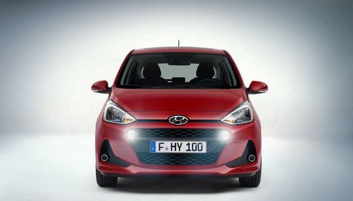 Nuova Hyundai i10: debutto ufficiale al Salone di Parigi - Foto 5 di 8