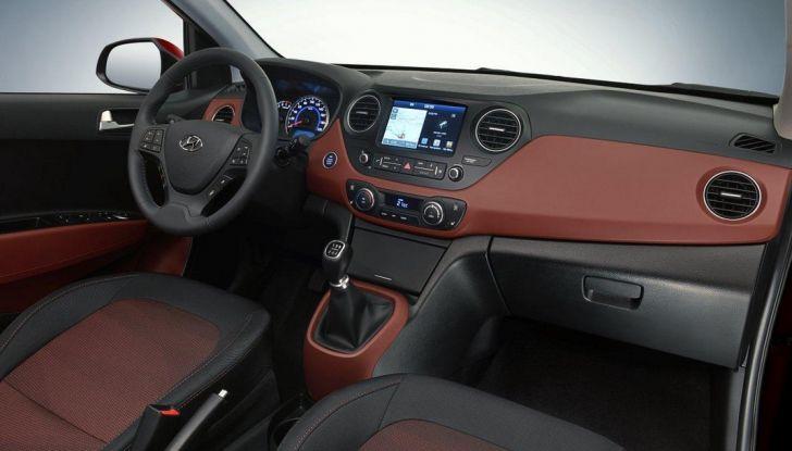 Nuova Hyundai i10: debutto ufficiale al Salone di Parigi - Foto 7 di 8