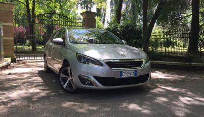 Peugeot 308 station wagon BlueHDi 150 CV: test drive, prezzi e caratteristiche
