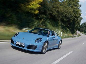 Nuova Porsche 911 Targa 4S Design Edition