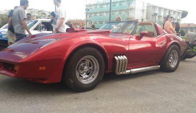Summer Jamboree 2016, le auto più belle del festival