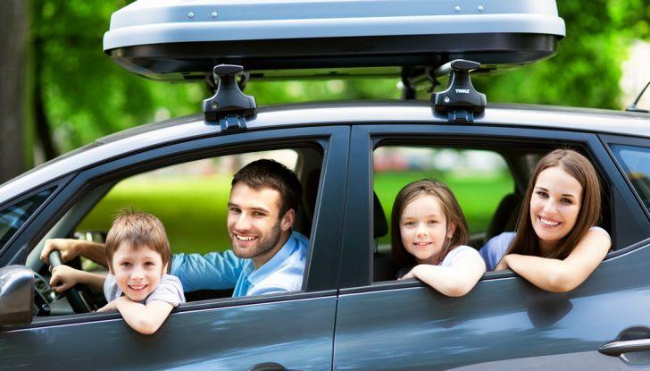 Vacanze estive in auto: consigli utili da seguire prima di partire - Foto 2 di 8