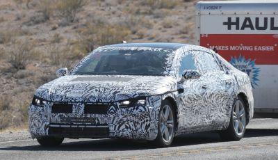 Nuova Volkswagen CC 2017, le prime foto durante i collaudi