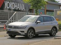 Volkswagen Tiguan Allspace, la versione 7 posti debutta al Salone di Detroit 2017