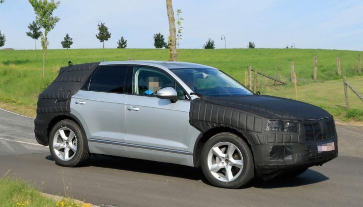Volkswagen Touareg 2018: le prime foto spia del prototipo - Foto 10 di 16