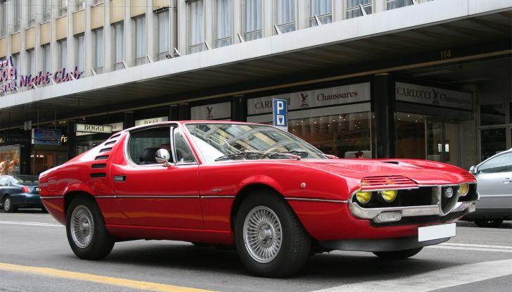 Le 10 Alfa Romeo che hanno fatto la storia dell'automobile - Foto 7 di 10