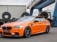 BMW M5 Carbonfiber Dynamics, un mostro di potenza