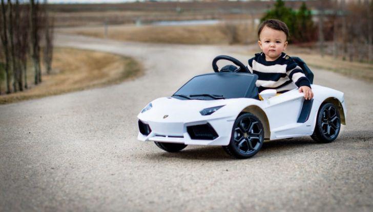bambini auto