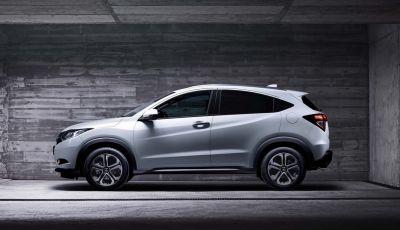 Honda CR-V e HR-V: il Suv e il Crossover più venduti nel mondo