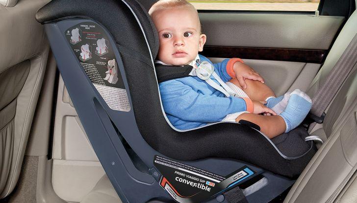 Sicurezza bambini in auto: gli 8 errori da non fare - Foto 8 di 9