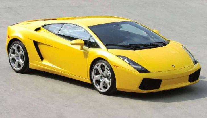 Classifica: le 7 Lamborghini che hanno fatto la storia - Foto 4 di 8