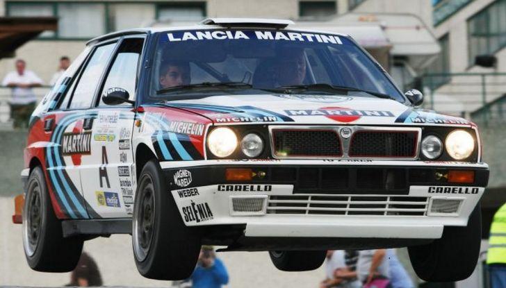 Le 10 auto da rally italiane più belle di sempre - Foto 11 di 11