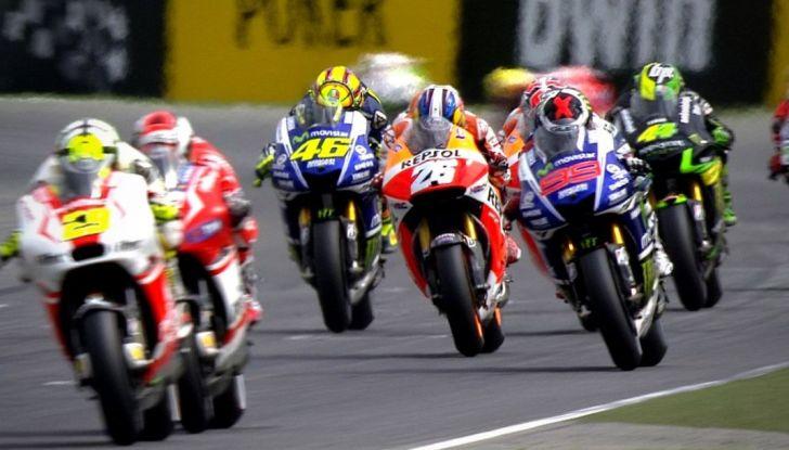 MotoGP 2016, Austria: trionfano le Ducati di Iannone e Dovizioso, Rossi quarto - Foto 2 di 11