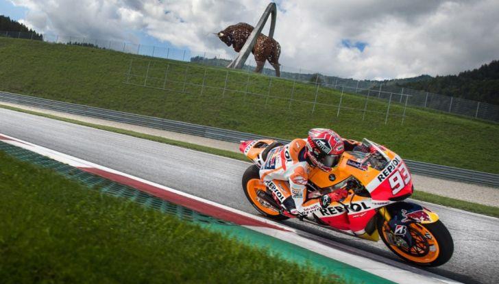 MotoGP 2016, Austria: trionfano le Ducati di Iannone e Dovizioso, Rossi quarto - Foto 4 di 11